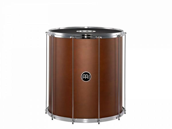 "MEINL Percussion Traditional Surdo Drum - 22"" x 24"" African Brown (SU22AB-M)"