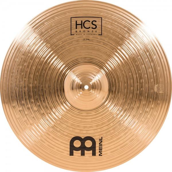 """MEINL Cymbals HCS Bronze Ride - 22"""" (HCSB22R)"""