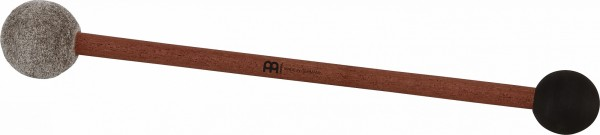 MEINL Sonic Energy Professional Double Mallet - Felt & Rubber Tip, Small (SB-PDM-F/R-S)
