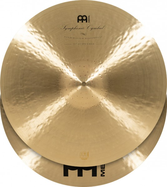 """MEINL Cymbals Symphonic Thin - 20"""" Traditional Finish (SY-20T)"""