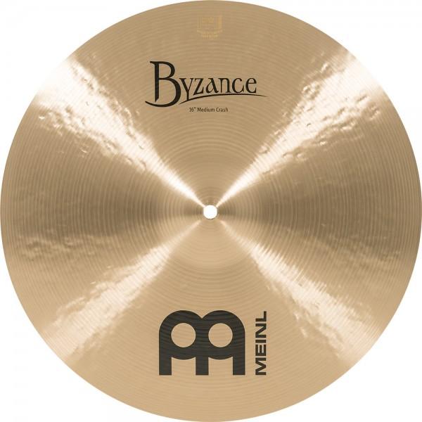 "MEINL Cymbals Byzance Traditional Medium Crash - 16"" (B16MC)"