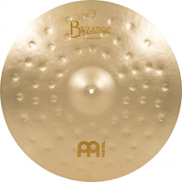 "MEINL Cymbals Byzance Vintage Crash - 22"" (B22VC)"