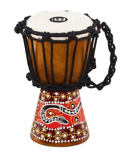 MEINL Percussion African Style Mini Djembe - Python Design (HDJ5-XXS)