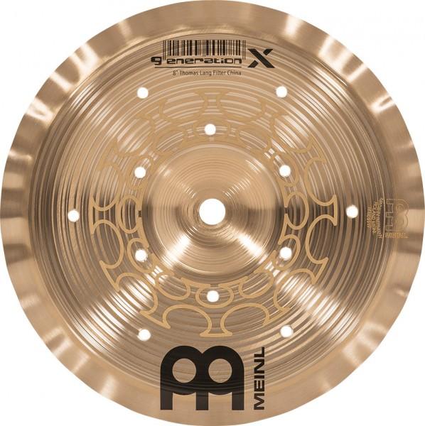 "MEINL Cymbals Generation X Filter China - 8"" (GX-8FCH)"