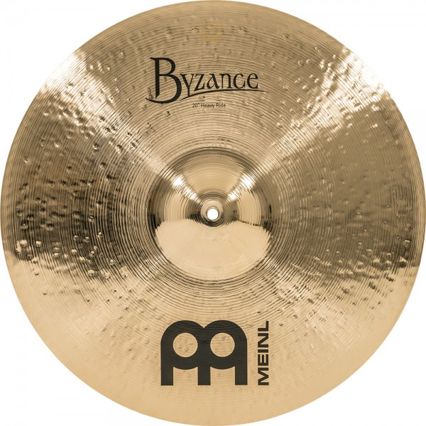 """MEINL Cymbals Byzance Brilliant Heavy Ride - 20"""" (B20HR-B)"""