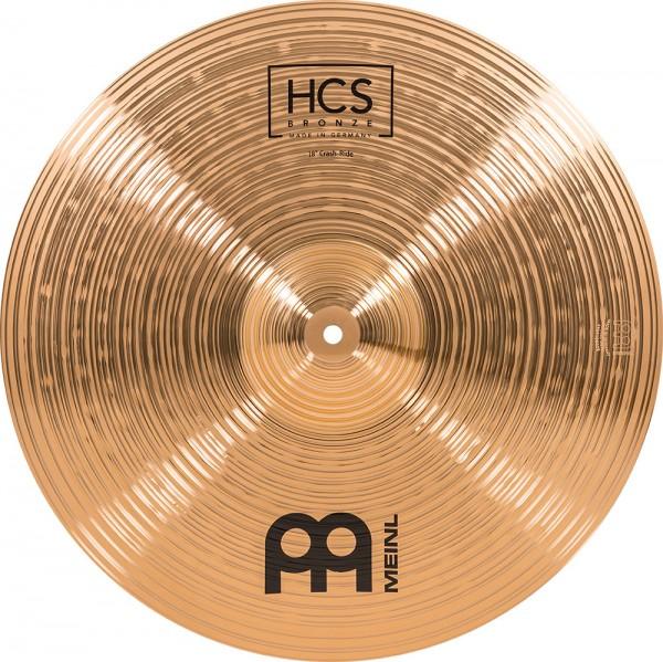 "MEINL Cymbals HCS Bronze Crash Ride - 18"" (HCSB18CR)"