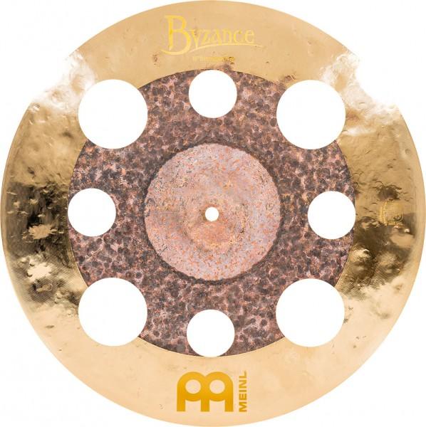 """MEINL Cymbals Byzance Dual Trash Crash - 16"""" (B16DUTRC)"""