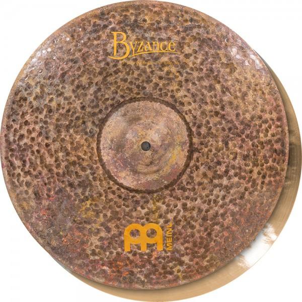 "MEINL Cymbals Byzance Extra Dry Medium Thin Hihat - 16"" (B16EDMTH)"