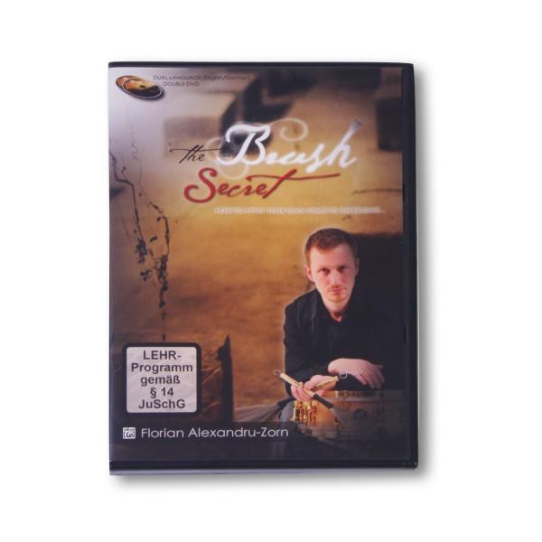 """DVD Florian Alexandru Zorn """"The Brush Secret"""" (DVD20)"""