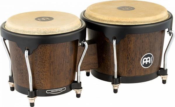 MEINL Percussion Headliner Designer Series Bongo - Vintage Wine Barrel (HB100VWB-M)