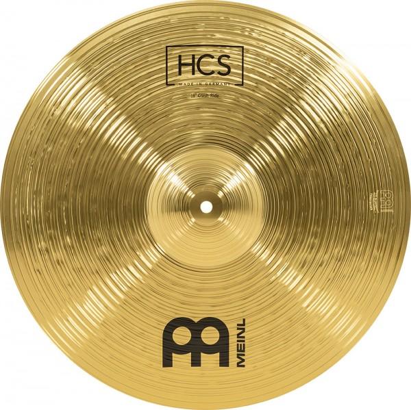 """MEINL Cymbals HCS Crash Ride - 18"""" (HCS18CR)"""