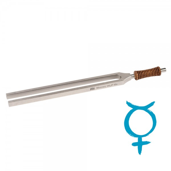 MEINL Sonic Energy Therapy Tuning Fork - Mercury - 141.27 Hz (TTF-ME)