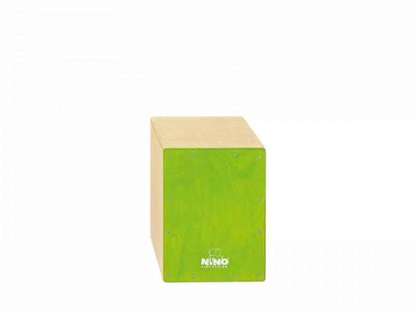 NINO Percussion Cajon - Green (NINO950GR)