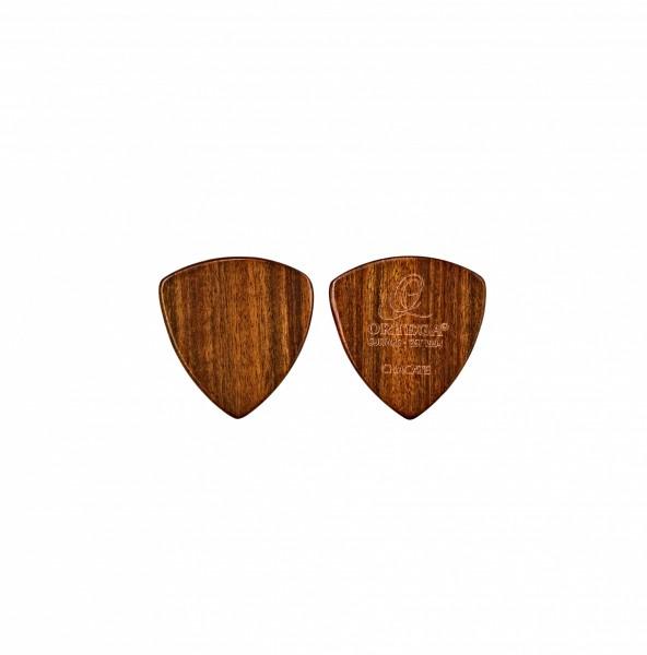 ORTEGA chacate wood picks XL - flat / 2pc pack (OGPWXLF-CH2)