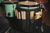 MEINL Cymbals Stick Sling Bag - Black (MSSB)