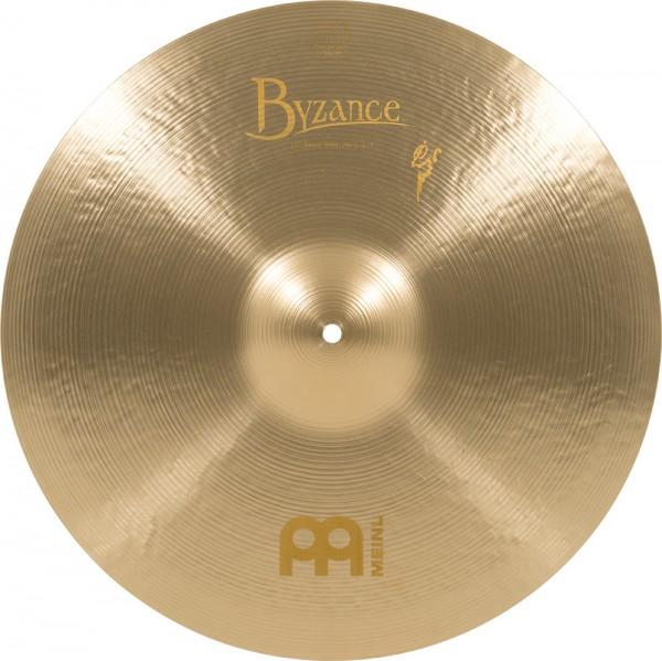 "MEINL Cymbals Byzance Vintage Medium Sand Crash Benny Greb Signature - 18"" (B18SAMC)"