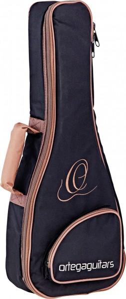 "ORTEGA Gigbag Ukulele Baritone 78 cm (30.71"") - Black / Brown (OUGB-BS)"