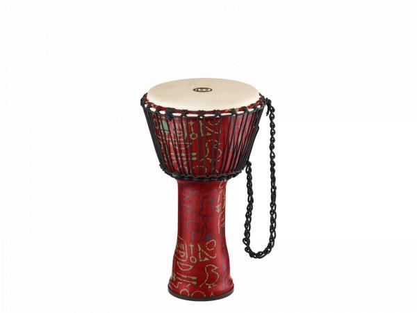 MEINL Percussion Travel Series African Djembe - Pharaoh's Script, Medium - Goat Head (PADJ1-M-G)